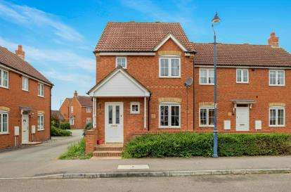 3 Bedrooms House for sale in The Glebe, Clapham, Bedford, Bedfordshire