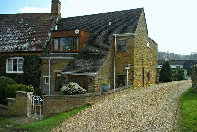 4 Bedrooms Terraced House for sale in Woodcroft Cottage, Church Green, Badby, NN11 3AS