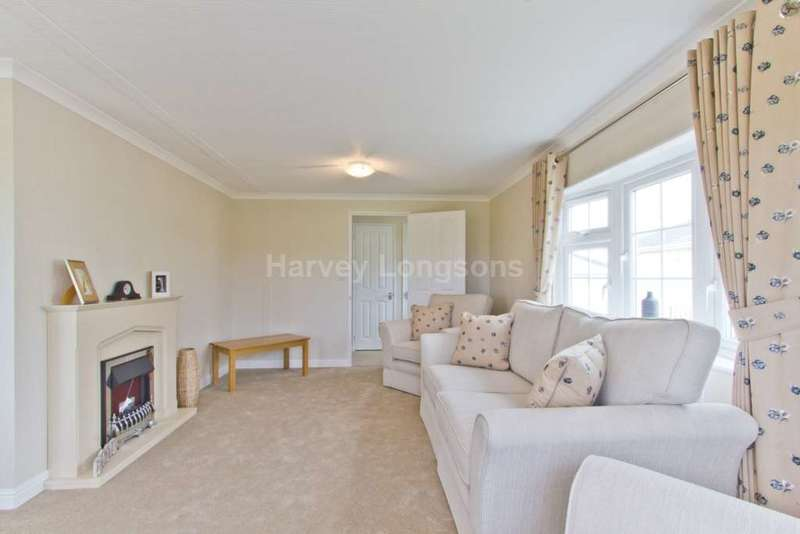 2 Bedrooms Park Home Mobile Home for sale in Egremont, Cumbria