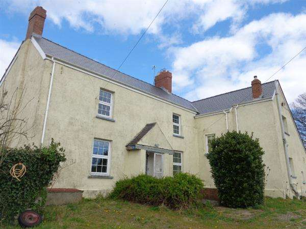 5 Bedrooms Detached House for sale in Milton Farm and Barns, Oxland Lane