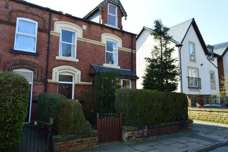 5 Bedrooms End Of Terrace House for sale in Grange Avenue