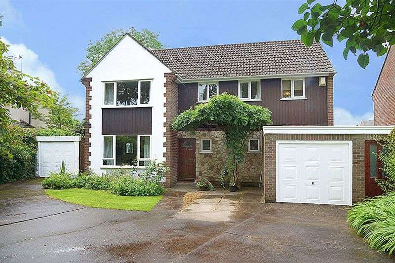 4 Bedrooms Detached House for sale in 95 Hicks Common Road, Winterbourne, Bristol BS36 1LH