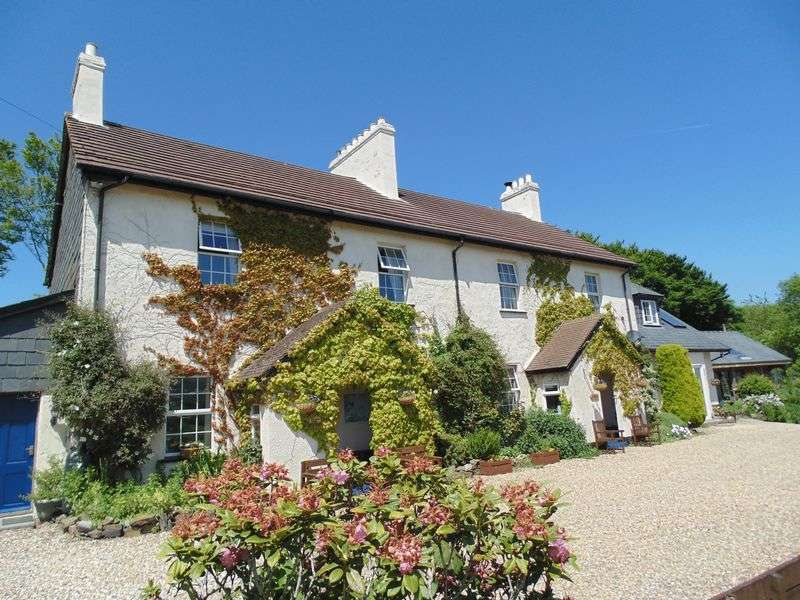 8 Bedrooms Detached House for sale in Nr. Okehampton