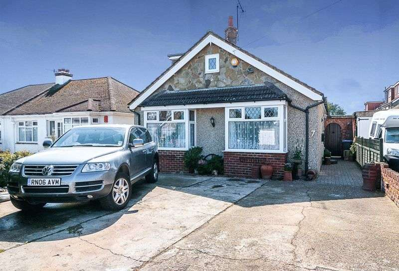 4 Bedrooms Bungalow for sale in Elms Drive, Lancing