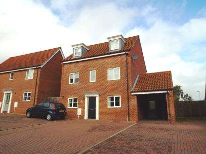 5 Bedrooms Detached House for sale in Norwich, Norfolk