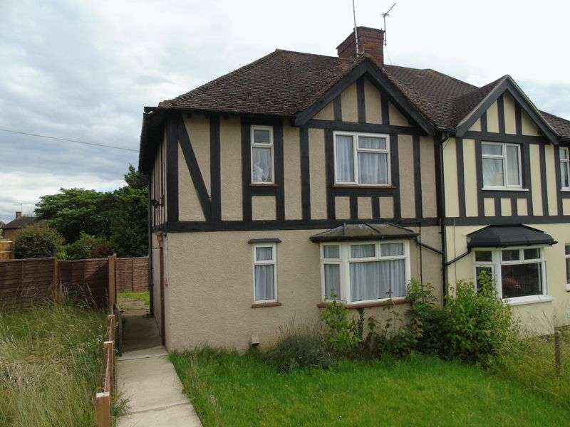 3 Bedrooms Semi Detached House for sale in Sturgeons Way, Hitchin