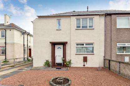 4 Bedrooms Semi Detached House for sale in Ninians Terrace, Kilwinning, North Ayrshire