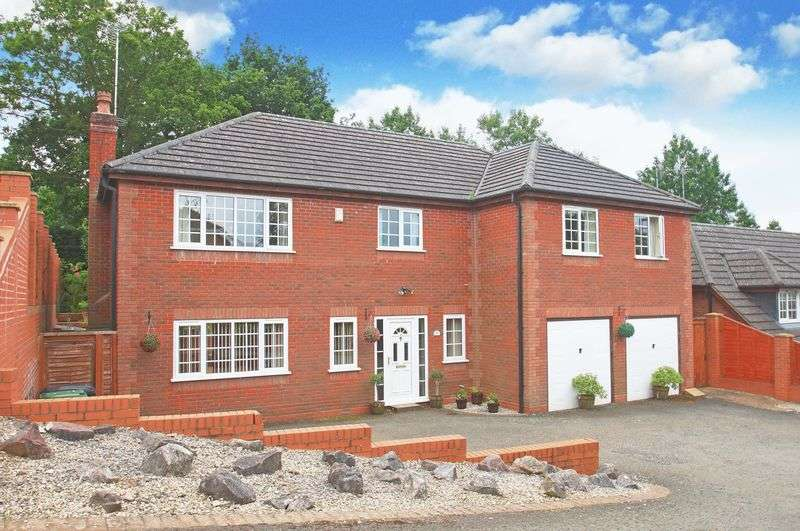 5 Bedrooms Detached House for sale in Feckenham Road, Headless Cross, Redditch, Worcestershire, B97
