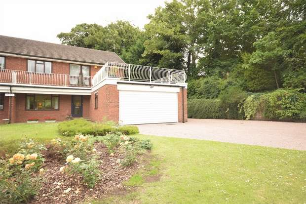 4 Bedrooms Semi Detached House for sale in 2 The Dell, Lambarde Road, Sevenoaks, Kent