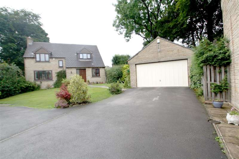 4 Bedrooms Detached House for sale in Langport Close, Bradford