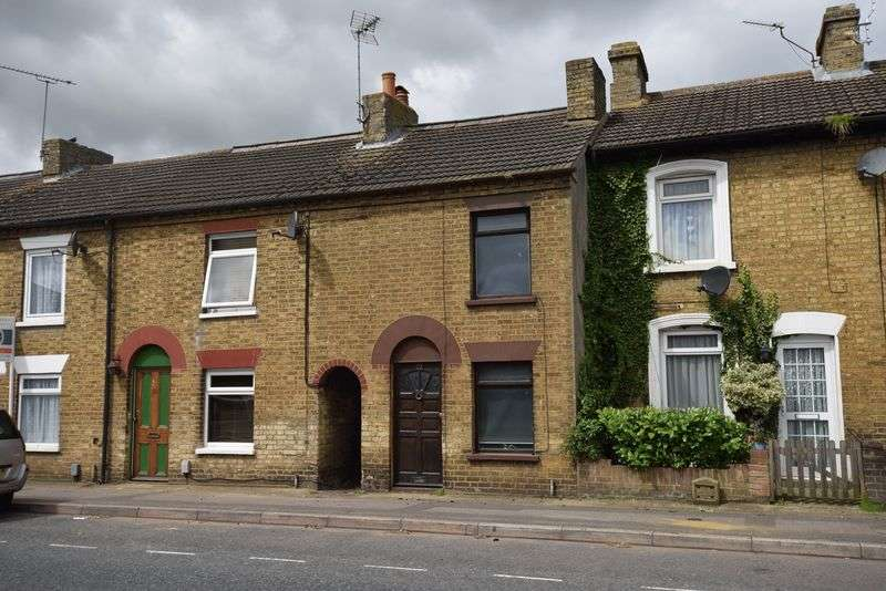 2 Bedrooms Terraced House for sale in Dunstable Road, Toddington