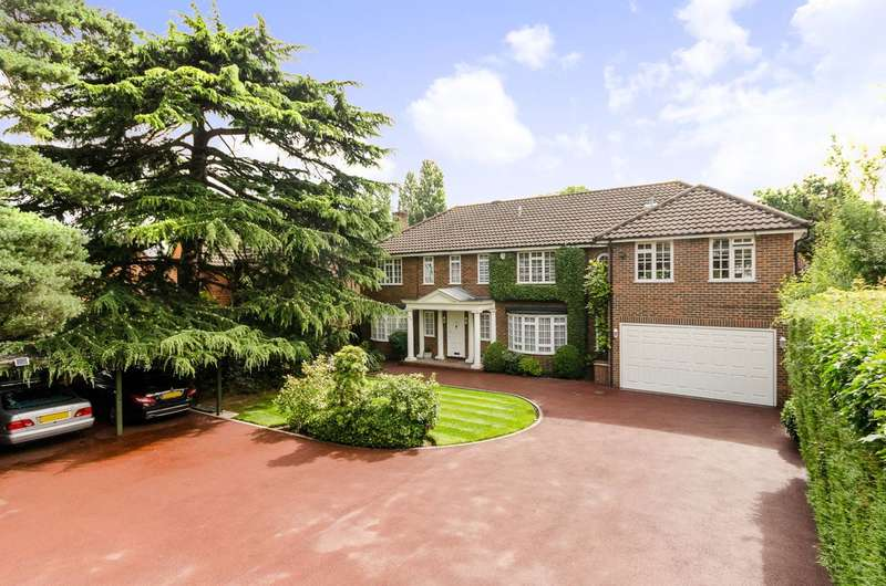 6 Bedrooms Detached House for sale in Orchard Avenue, Shirley, CR0