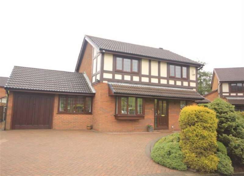 4 Bedrooms Property for sale in Brookfield Drive, Littleborough