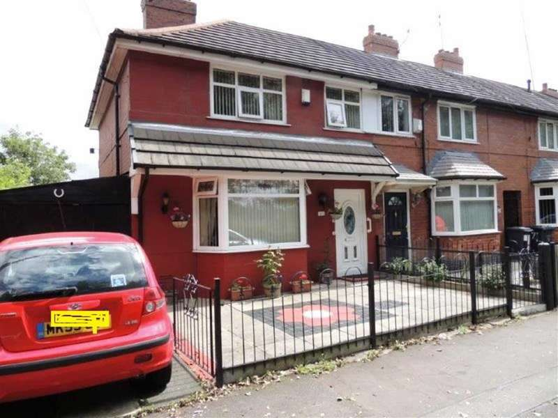3 Bedrooms Property for sale in Wembley Road, Gorton, Manchester