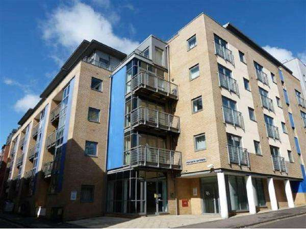 2 Bedrooms Apartment Flat for sale in Kings Quarter Apartments City Centre, 15 Kings Square Ave, Bristol