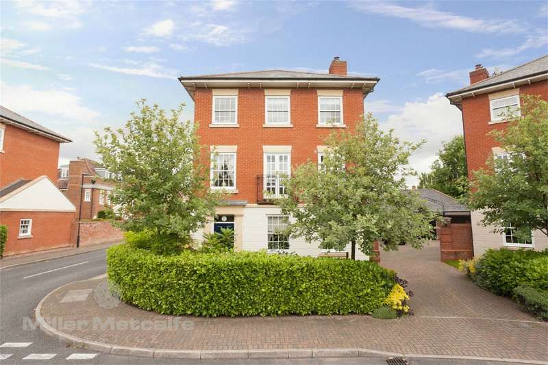 4 Bedrooms Detached House for sale in Winwick Park Avenue, Winwick, Warrington, Cheshire