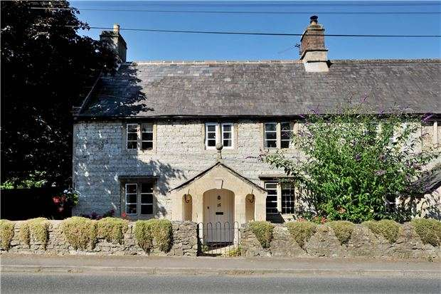 3 Bedrooms End Of Terrace House for sale in Kelston, BATH