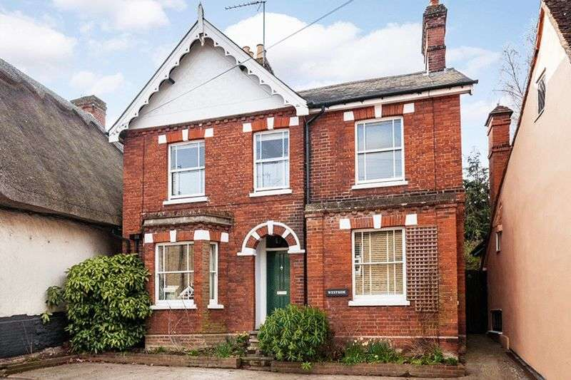 4 Bedrooms Detached House for sale in Much Hadham, Hertfordshire