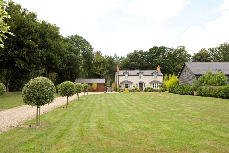 4 Bedrooms Detached House for sale in New Barn Farm, Nuneham Park, Oxford, OX44