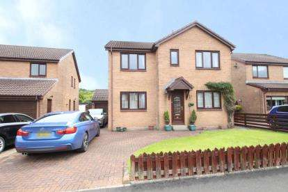 4 Bedrooms Detached House for sale in Strathleven Drive, Alexandria, West Dunbartonshire