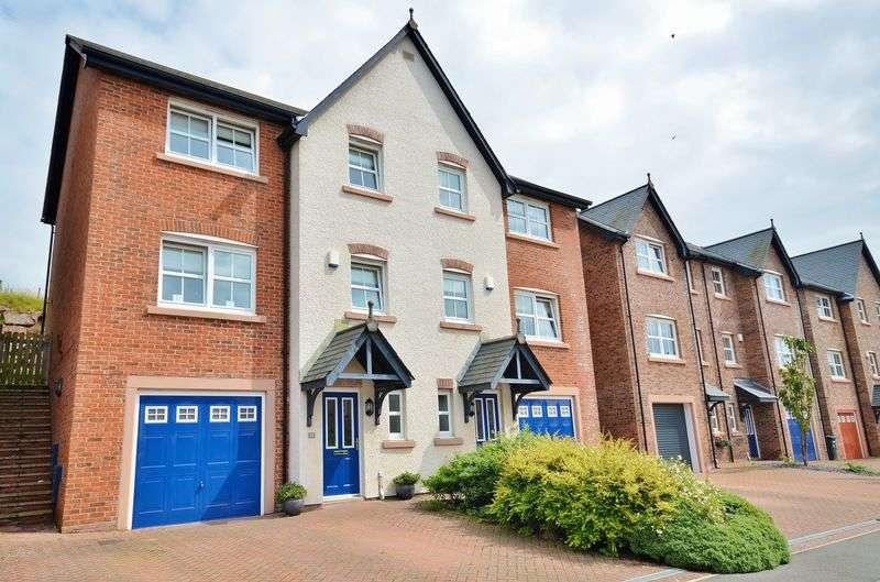 4 Bedrooms Semi Detached House for sale in Fairladies, St. Bees