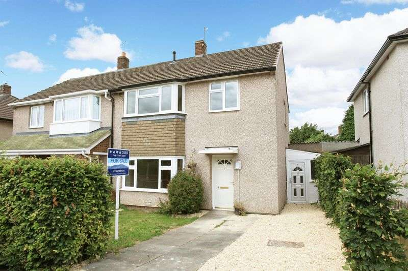3 Bedrooms Semi Detached House for sale in Roberts Road, Madeley