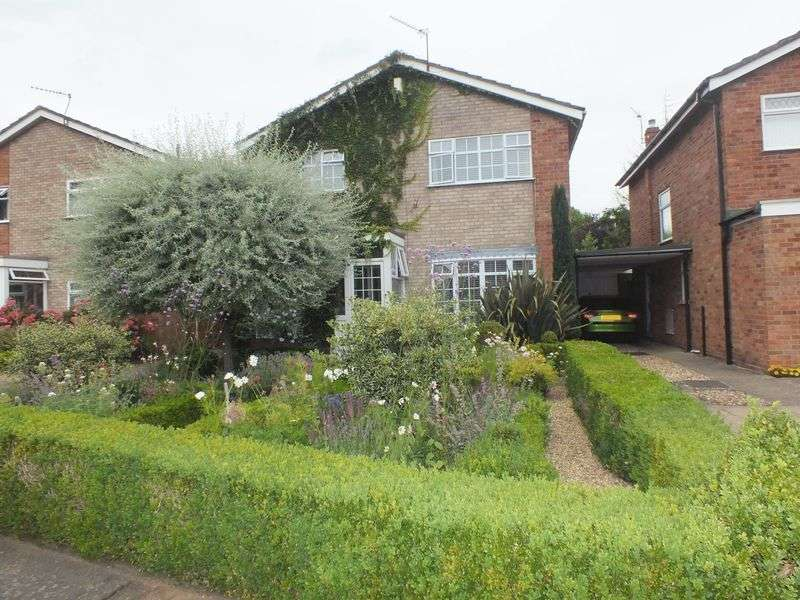 4 Bedrooms Detached House for sale in Primula Drive, Norwich
