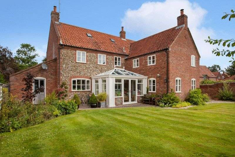 5 Bedrooms Detached House for sale in Thursford, Norfolk