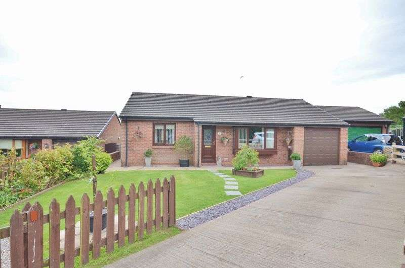 3 Bedrooms Detached Bungalow for sale in Fellview Drive, Egremont