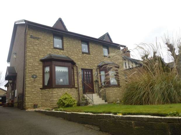 5 Bedrooms Detached House for sale in Aitchison Street, Airdrie, ML6