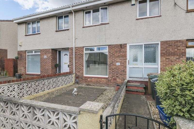 3 Bedrooms Terraced House for sale in 68 Peacocktail Close, Newcraighall, Edinburgh, EH15 3QT
