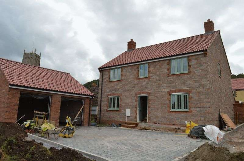 4 Bedrooms Detached House for sale in Plot 1 Brewers Arms Development, Banwell