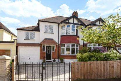 4 Bedrooms Semi Detached House for sale in Victoria Road, Chingford, London