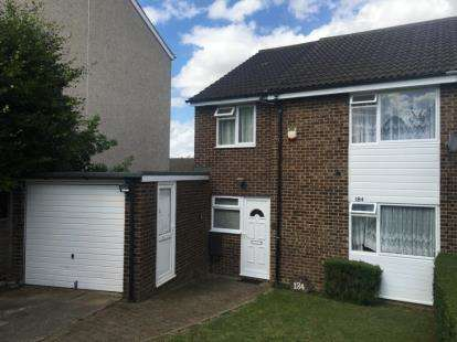 4 Bedrooms End Of Terrace House for sale in Keats Way, Hitchin, Hertfordshire