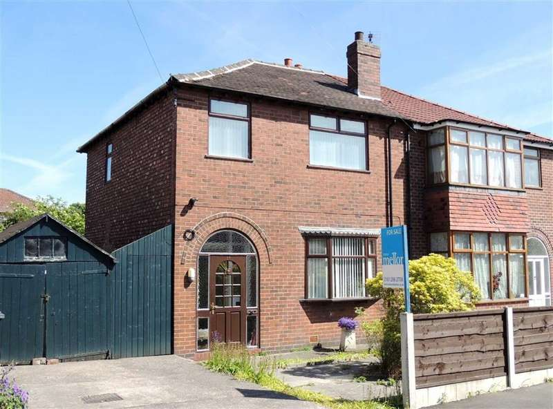 3 Bedrooms Property for sale in Orville Drive, Burnage, Manchester
