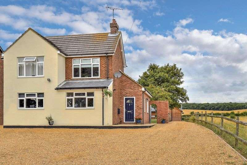 5 Bedrooms Detached House for sale in Dunclyn House, Shefford Road, Clophill