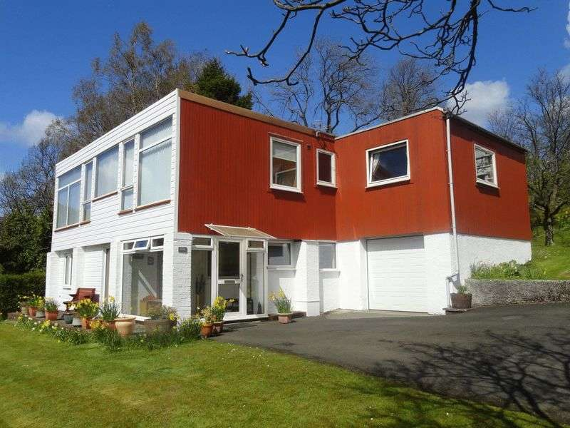 4 Bedrooms Detached House for sale in Milton Hill, Milton
