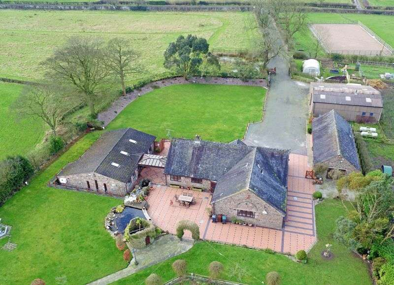 5 Bedrooms Detached Bungalow for sale in Bagnall Road, Bagnall