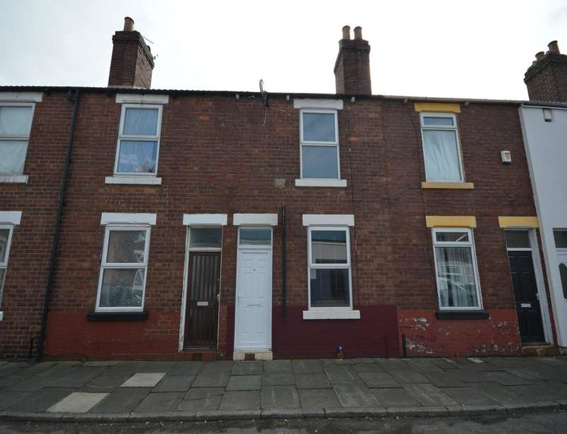 2 Bedrooms Property for sale in Don Street, Doncaster, DN1