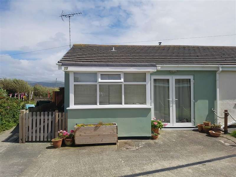 2 Bedrooms Property for sale in Cae Gwylan, Borth