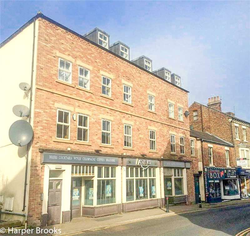 2 Bedrooms Apartment Flat for sale in Regent House, 3 Market Place, Thirsk, YO7