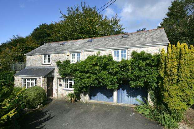 4 Bedrooms Detached House for sale in Darley, Liskeard, Cornwall