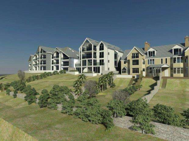 3 Bedrooms Flat for sale in Monowai Apartments, Headland Road, Carbis Bay, St Ives