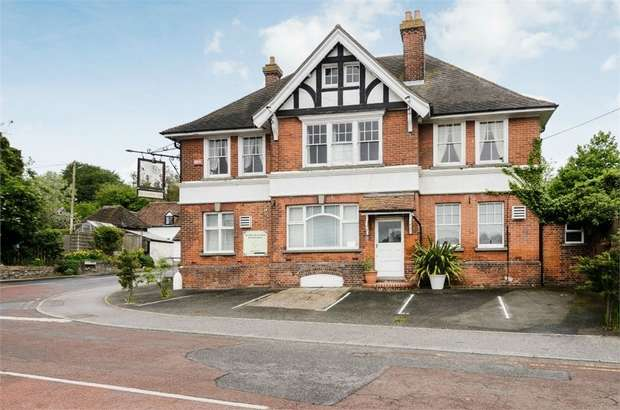 5 Bedrooms Detached House for sale in Church Hill, Eythorne, Dover, Kent