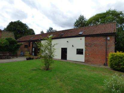 4 Bedrooms Barn Conversion Character Property for sale in Wacton, Norwich, Norfolk