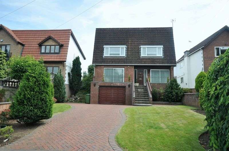4 Bedrooms Detached House for sale in Fromeside Frenchay