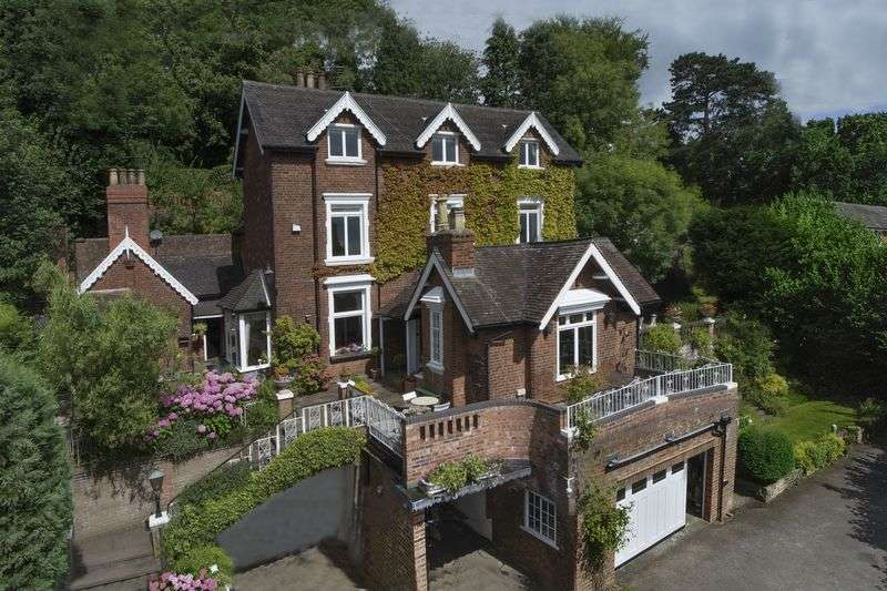 5 Bedrooms House for sale in Duntally & Duntally Lodge, Grove Lane, Wightwick, Wolverhampton