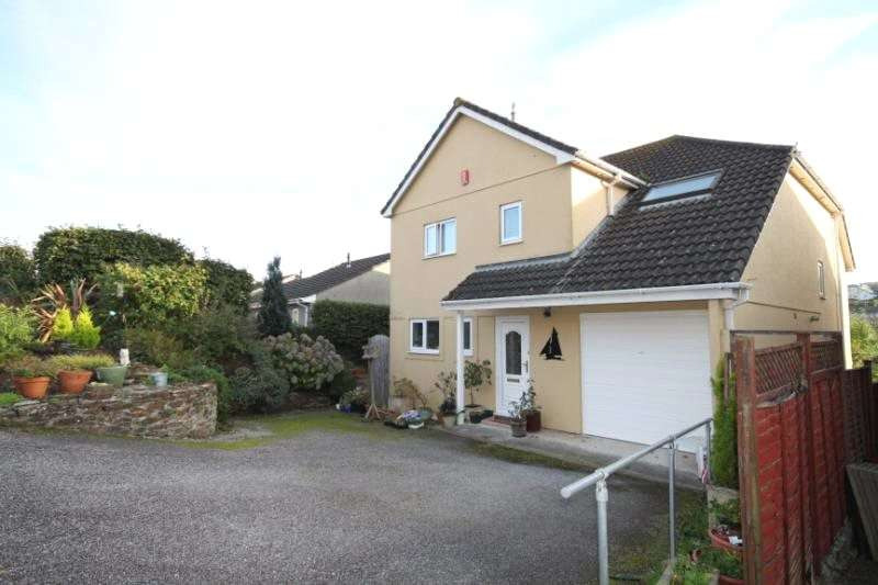 4 Bedrooms Detached House for sale in Challacombe Gardens, Penryn, Cornwall