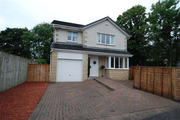 4 Bedrooms Detached House for sale in Cubrieshaw Street, West Kilbride