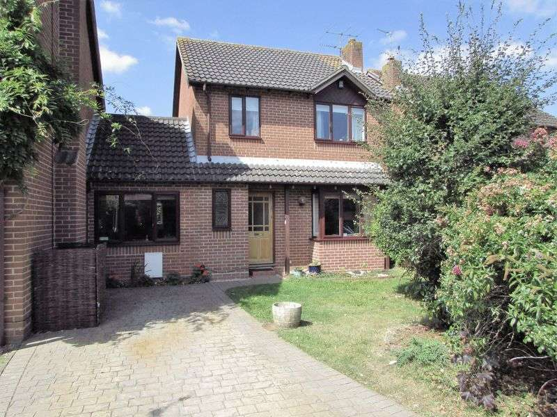 3 Bedrooms Detached House for sale in Corderoy Close, Thatcham